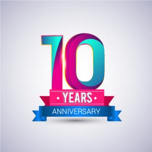 10 years 300x300 1