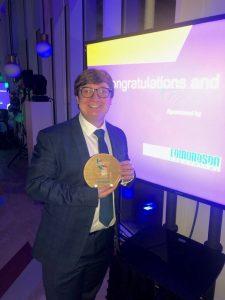 Apprentice Award Photo