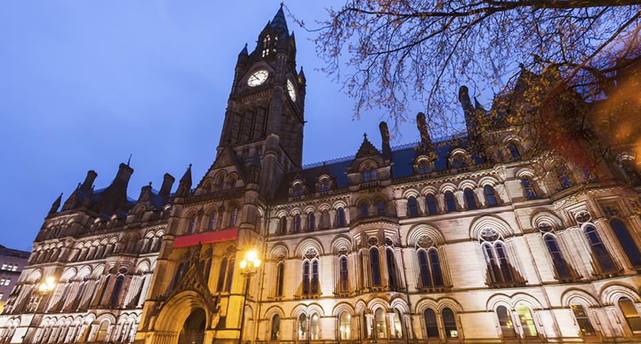 SRSCC Manchester City Council