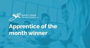 SRSCC Apprentice of the month generic image2